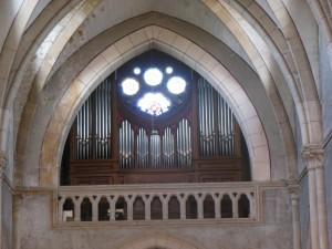 Revisie van Caster orgel  (Morley Frankrijk)