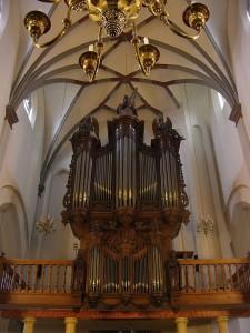 Smits orgel Den Dungen.    Revisie.