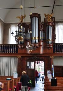 Protestantse kerk Gennep. Revisie.