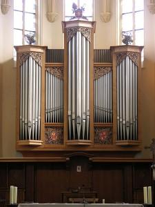 Adema orgel Heeswijk. Deelrestauratie.