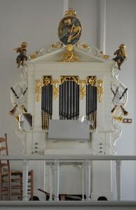 NH Kerk Ravenstein. Deelrestauratie.