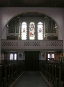 Vermeulen orgel Reek. Restauratie.
