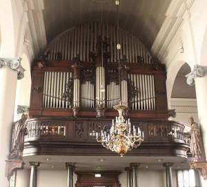 Heikese kerk Tilburg. Revisie