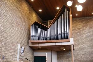 F & G orgel Vlaardingen-Revisie