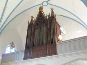 Smits orgel Overlangel. Revisie.