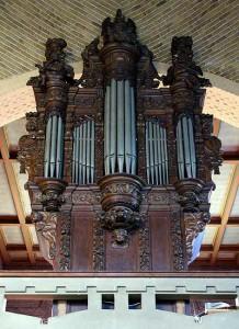 Uzeel orgel Eindhoven-Restauratie