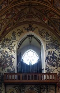 Seifert orgel Haaren. Restauratie.