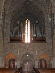 Gradussen/Vermeulen orgel Heeze. Restauratie.