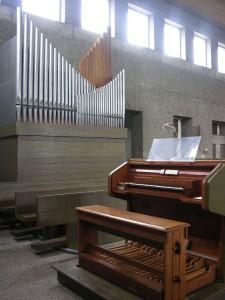 Vermeulen orgel Odiliapeel. Revisie.