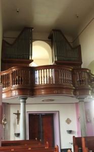 Verschuren orgel Oud-Valkenburg. Revisie.