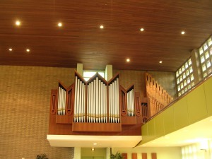Orgel voor ombouw.