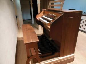 Restauratie van pneumatische orgels