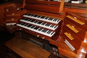 Restaratie van elektropneumatische orgels
