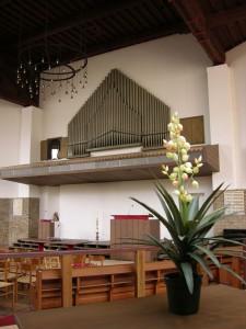 De Koff orgel Utrecht. Restauratie.