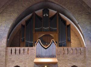 Pels orgel klooster Veghel. Restauratie in fasen.