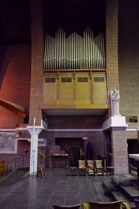 Vermeulen orgel Venray. Restauratie.