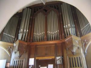 Loret orgel Leende. Revisie.