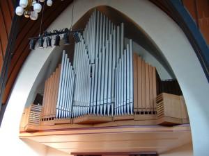 Standaart orgel Vlaardingen-Groot onderhoud en algehele schoonmaak na stofschade