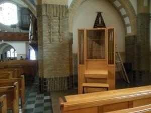 Seiffert orgel verplaatst binnen Landgraaf