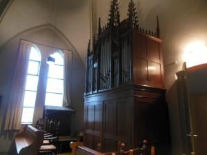 Revisie Winkel orgel Kloosterhuis Sambeek