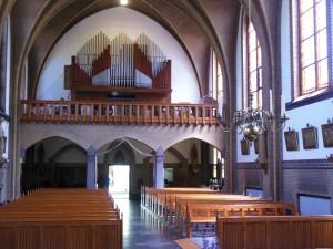 Revisie Vermeulen orgel kapel Kempenhaeghe Sterksel.