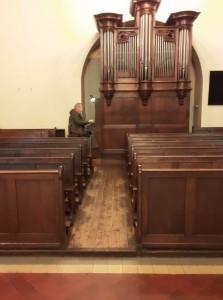 Revisie Binvignat/Vermeulen orgel Zundert